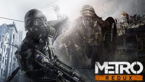 Metro Redux Switch Review – Back Into The Depths