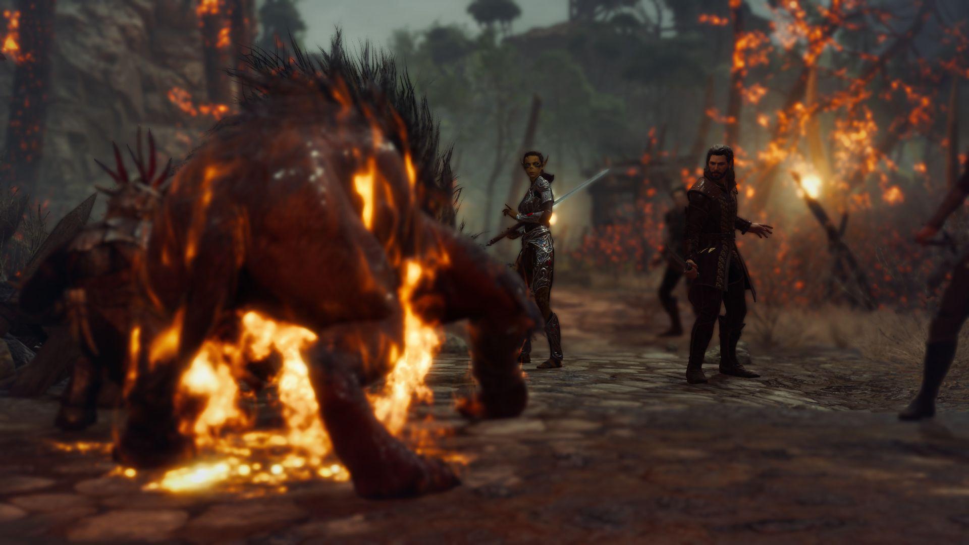Baldur S Gate 3 Will Have Romance Options Developer Confirms