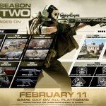 Call of Duty: Modern Warfare Season Two Roadmap Revealed