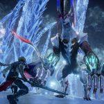 Code Vein Frozen Empress DLC Gets Chilling Launch Trailer