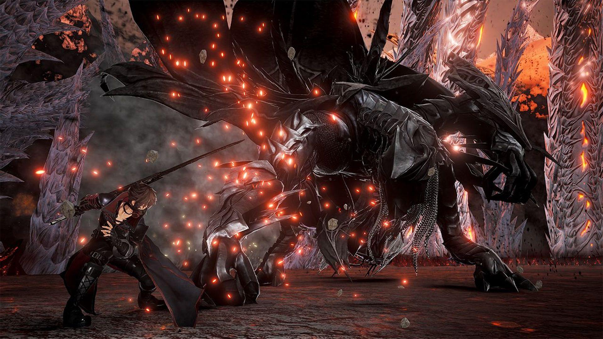 Code Vein - Hellfire Knight_02