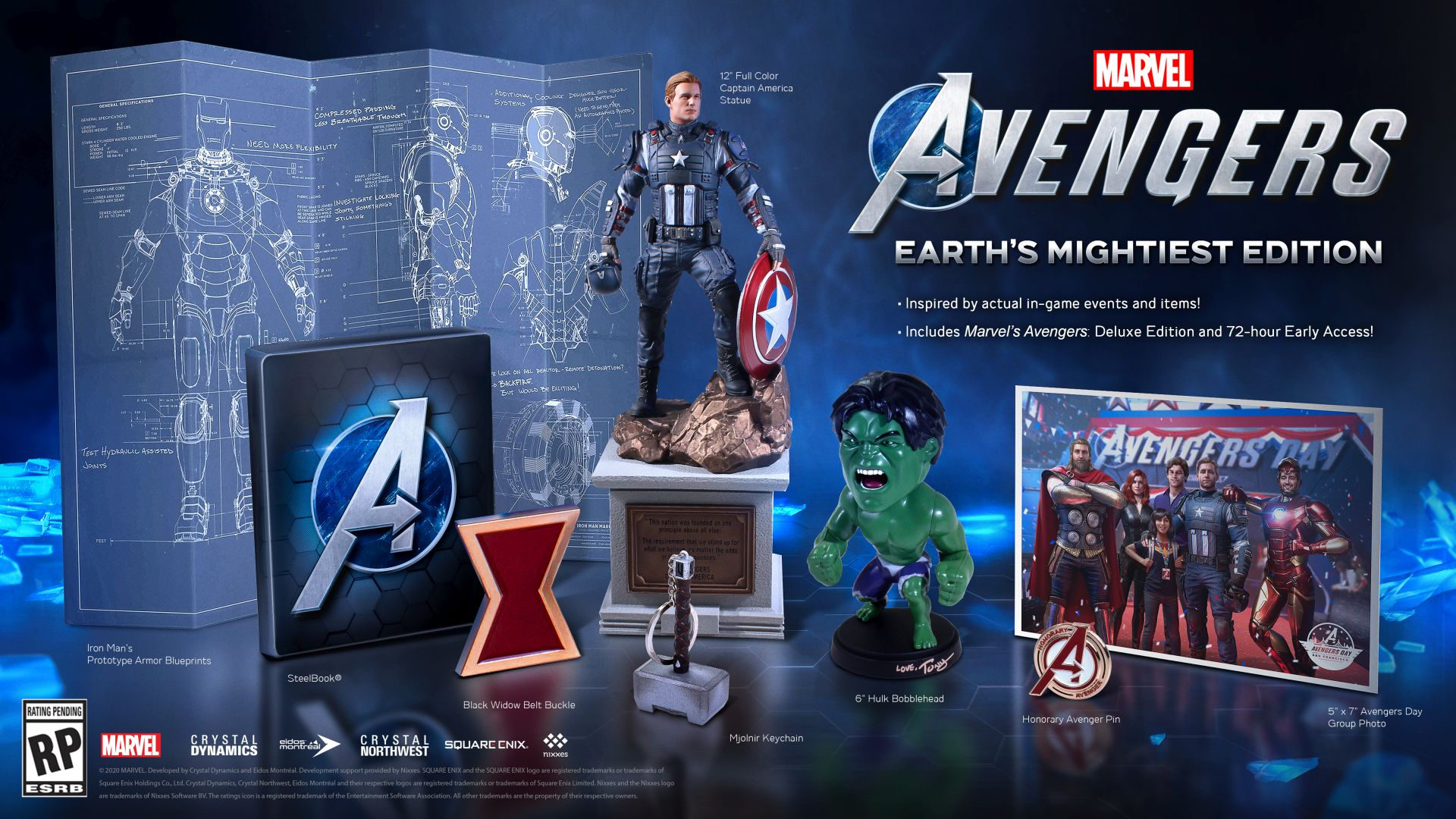 Marvel's Avengers_Earth's Mightiest Edition