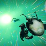 No Man's Sky – Living Ships Update Introduces Organic Ships, Starbirth Missions, and More