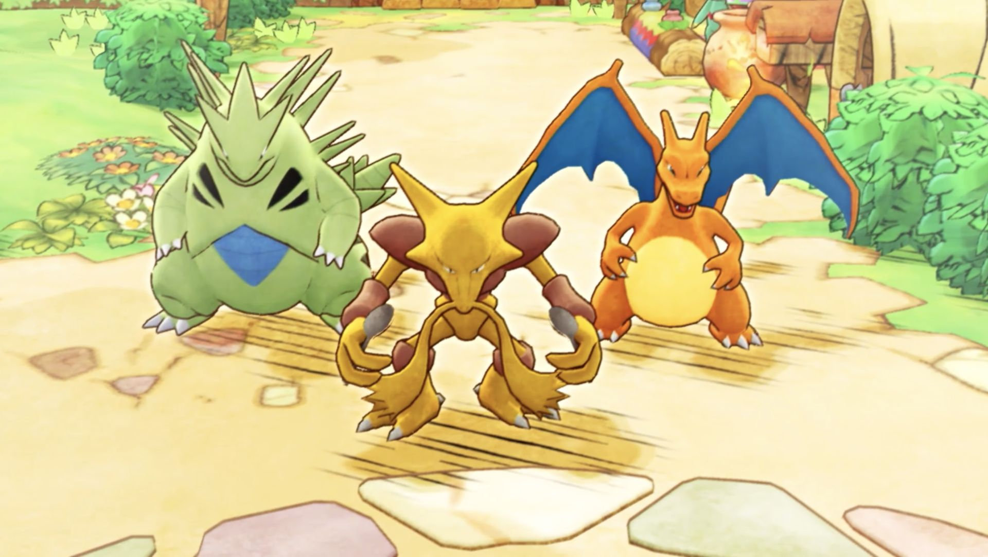 Pokemon Mystery Dungeon Rescue Team DX (1)