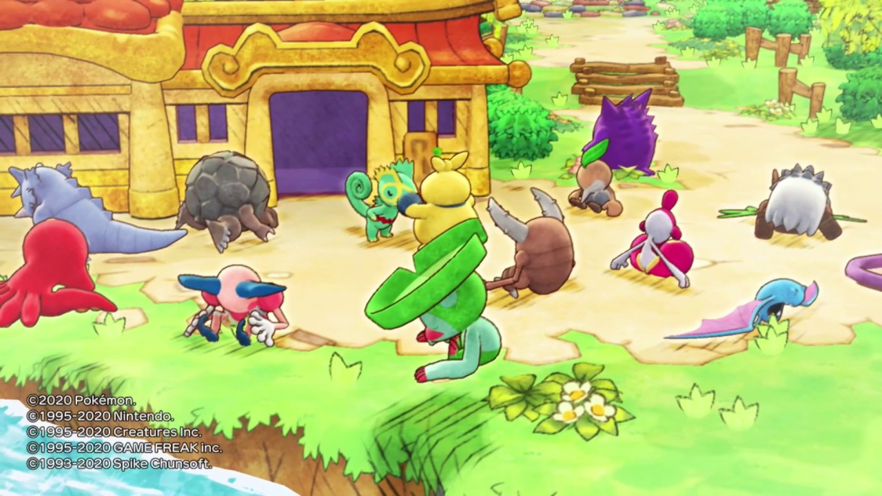 Pokemon Mystery Dungeon Rescue Team DX (15)