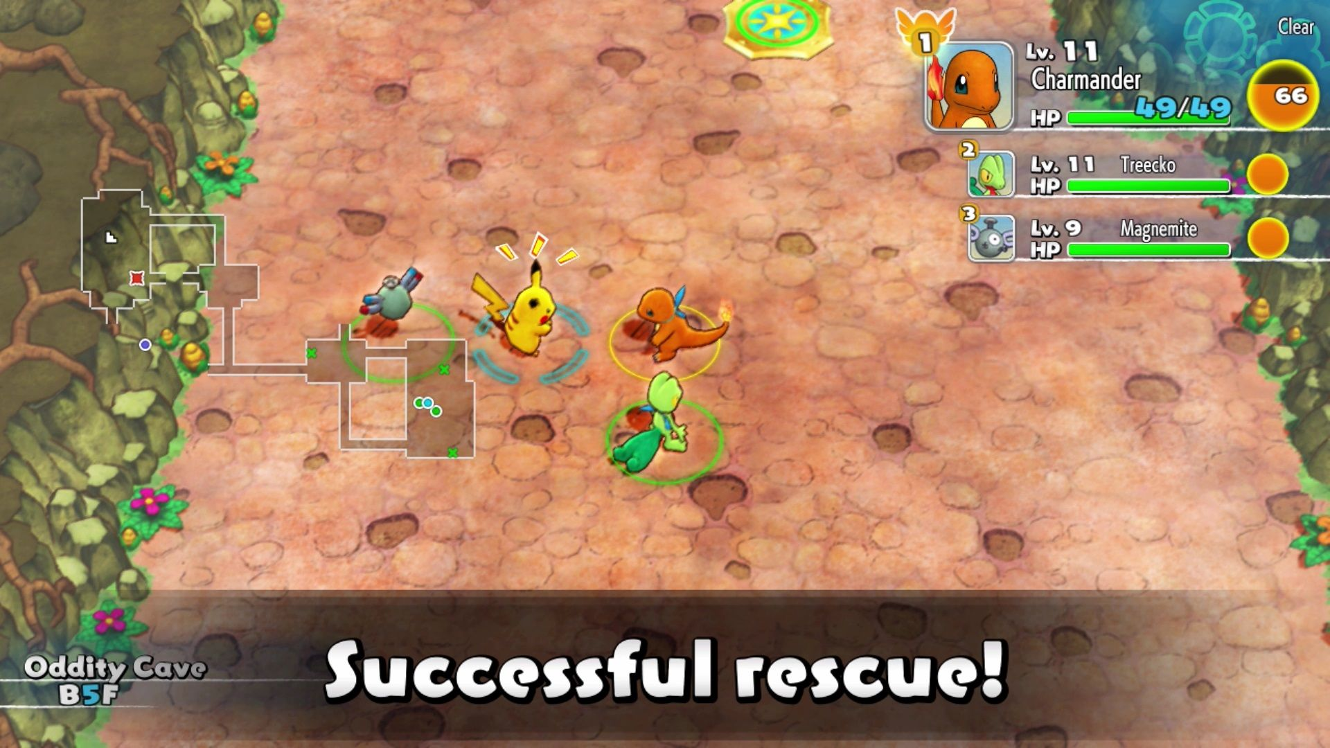 Pokemon Mystery Dungeon Rescue Team DX (3)