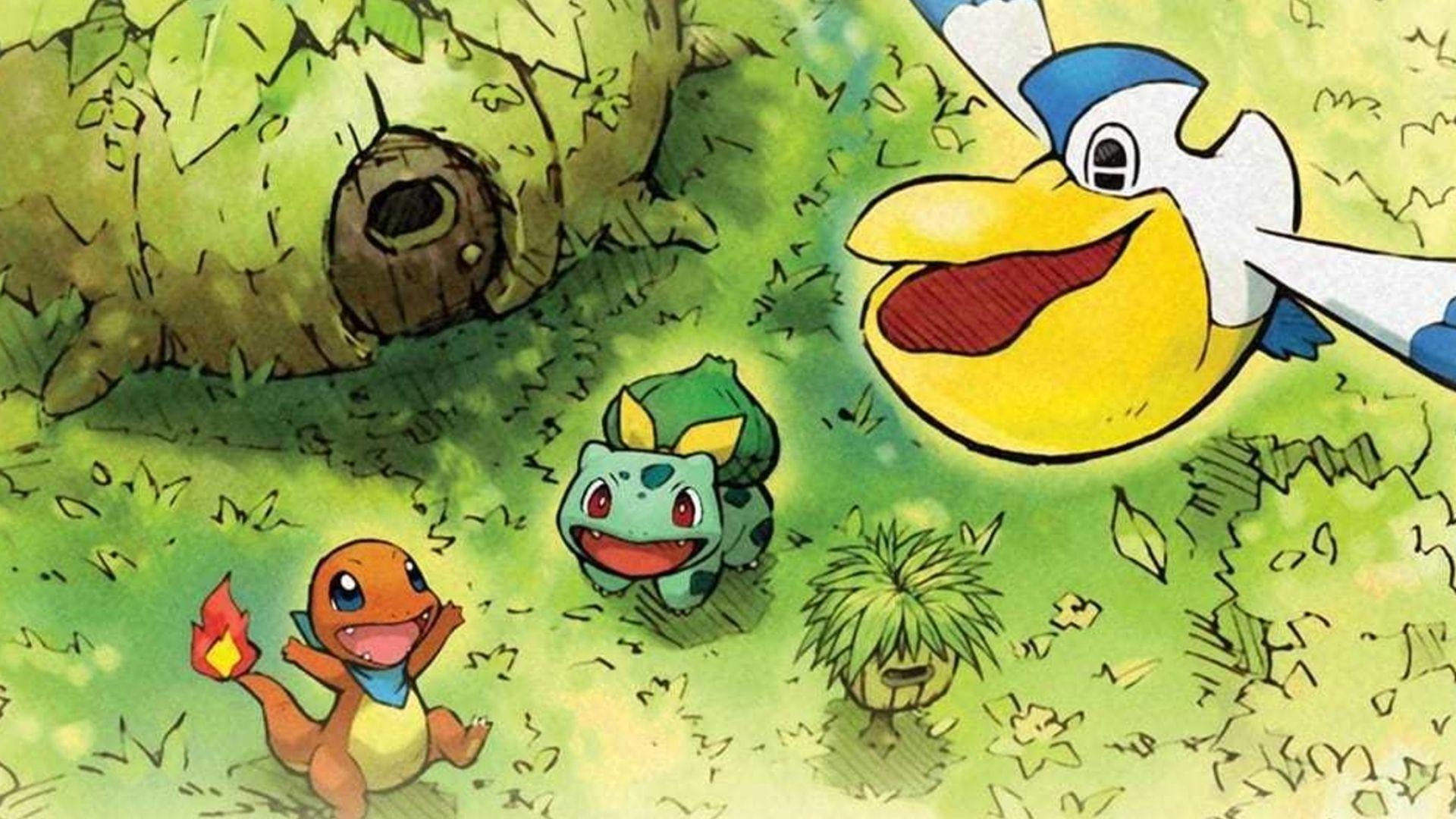 Pokemon Mystery Dungeon Rescue Team DX (8)