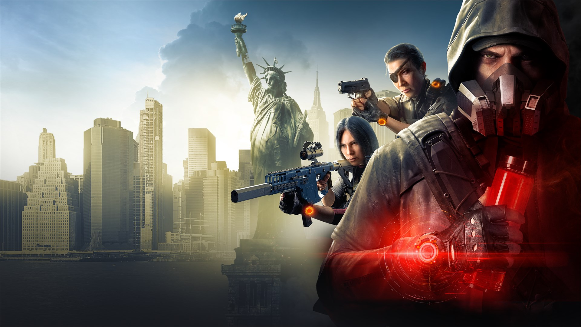 The Division 2 Warlords Of New York Details Increased Level Cap