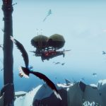 """The Falconeer Gets New Trailer And Update, """"Atun's Folly"""""""