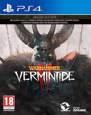 Warhammer: Vermintide 2 Box Art
