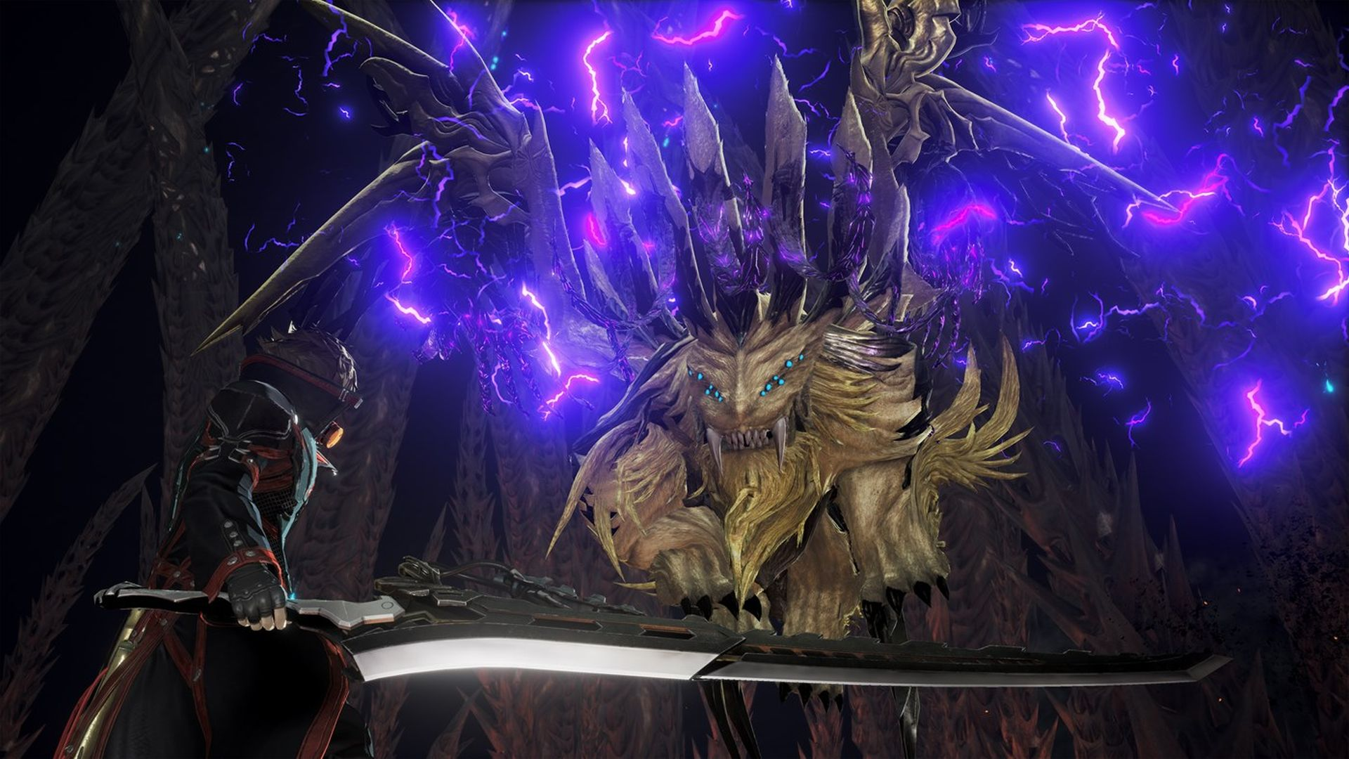 Code Vein - Lord of Thunder