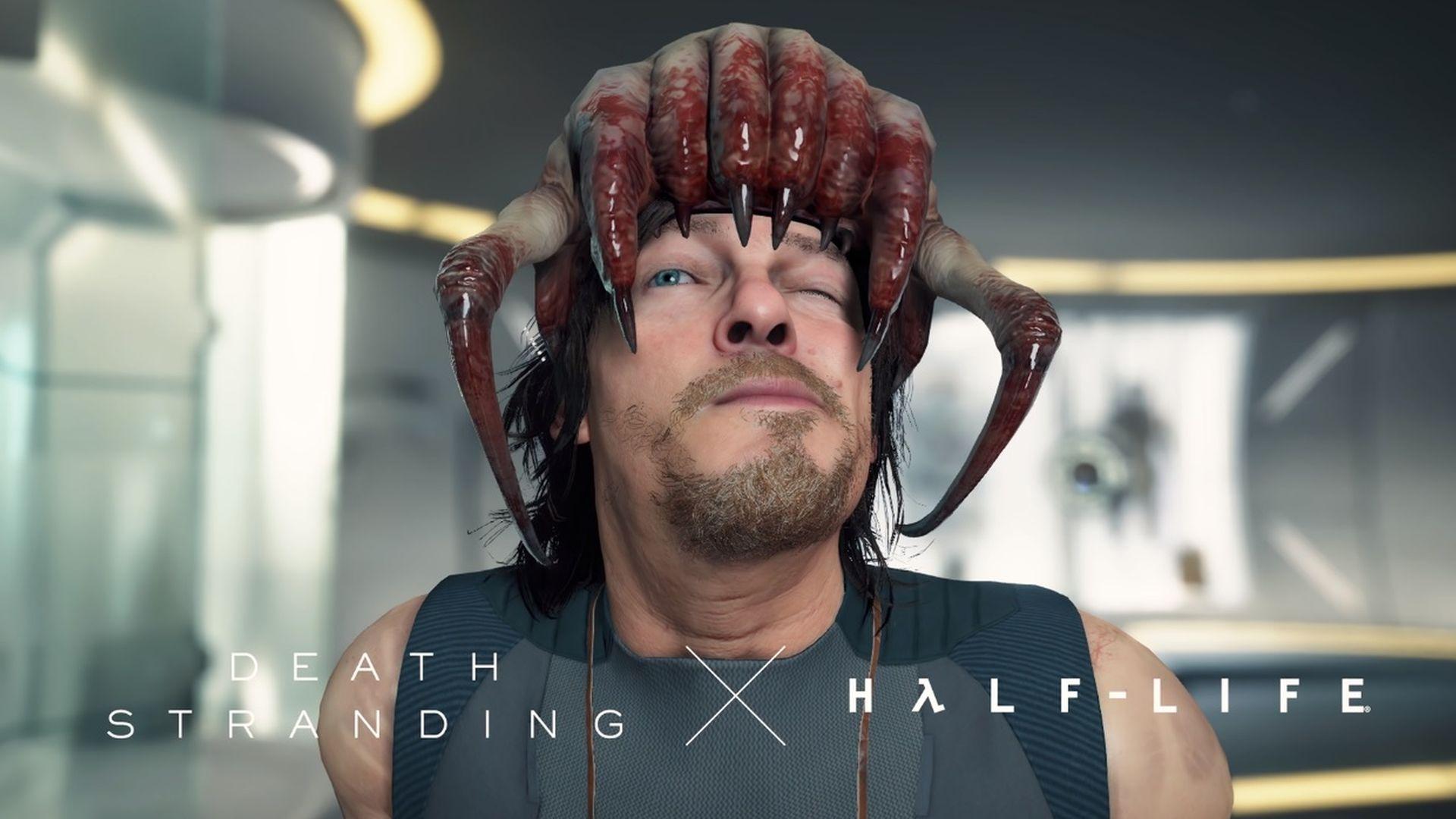 Death Stranding x Half-Life