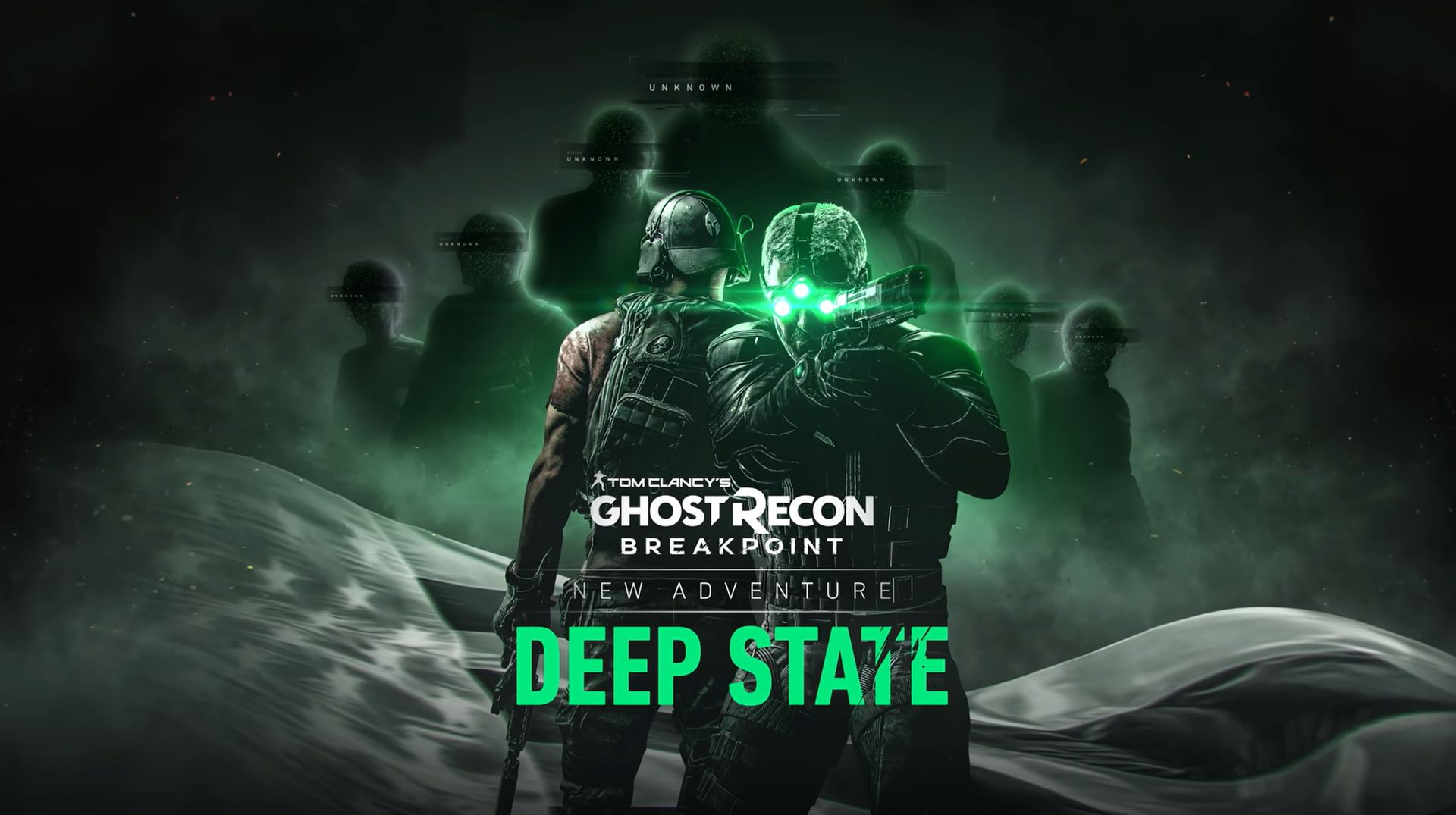 Ghost Recon Breakpoint - Deep State