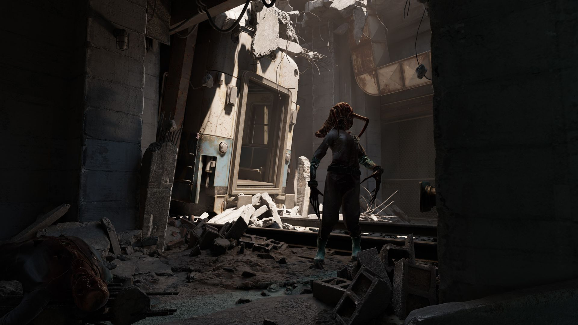Half-Life Alyx - Headcrab
