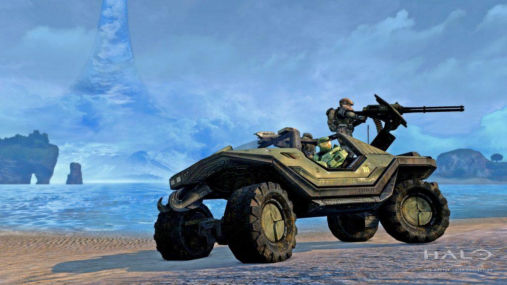 Halo Combat Evolved Anniversary PC