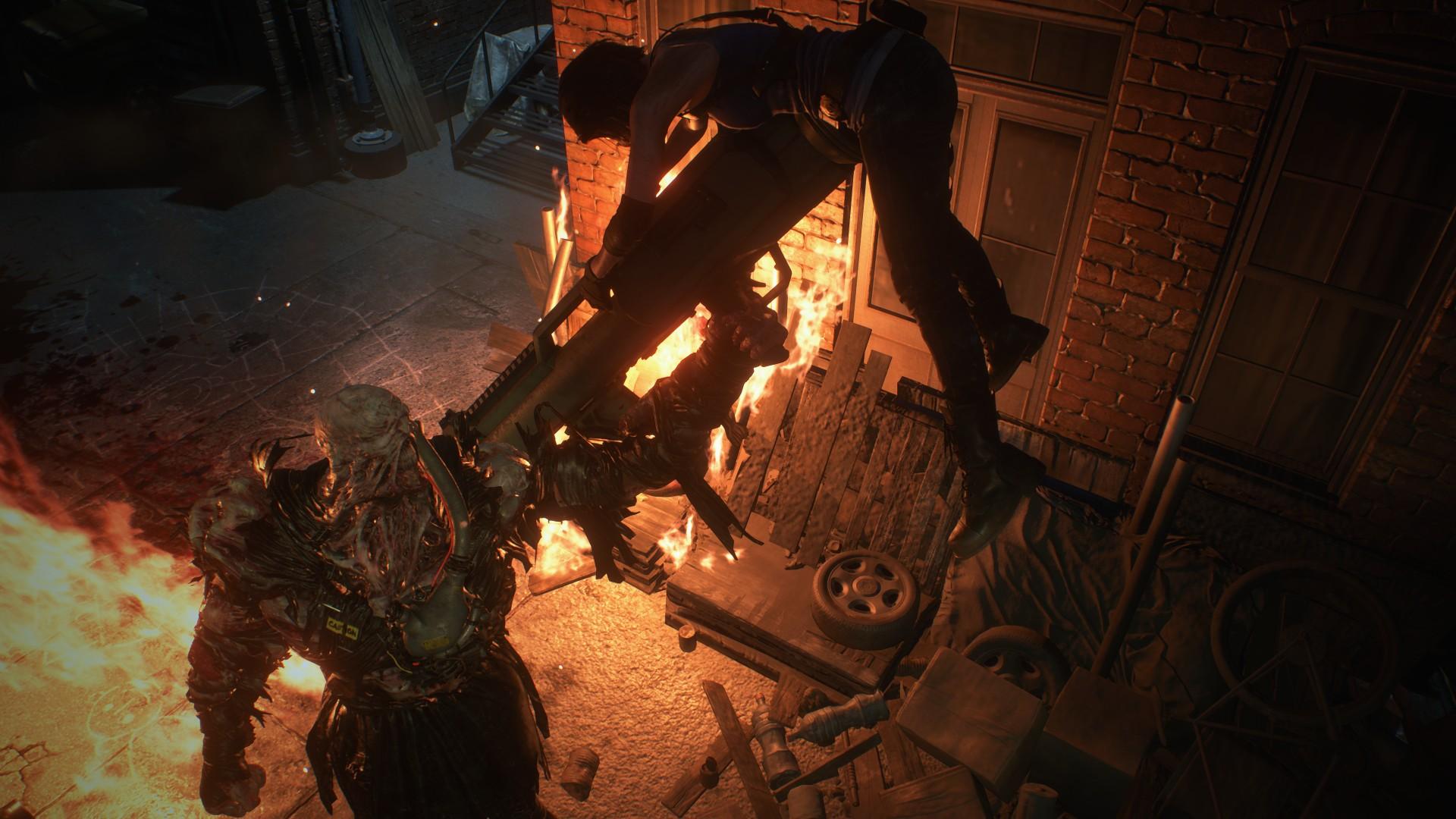 Resident Evil 3 - Nemesis_03