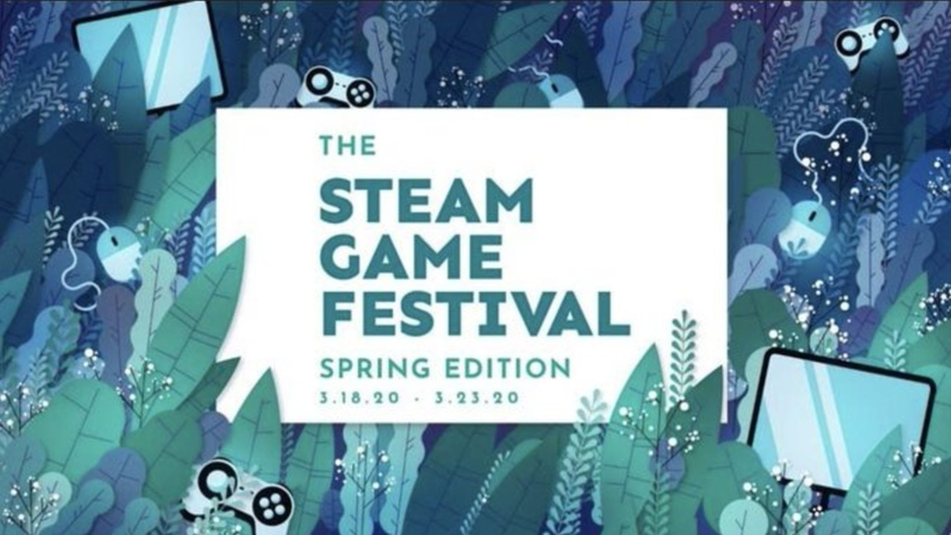 Steam Game Festival Spring Edition