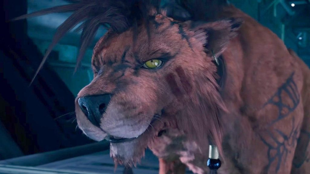 ff7 remake red xiii