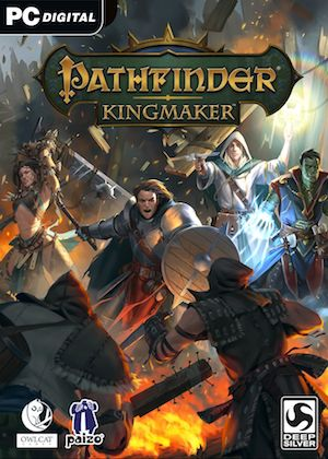 Pathfinder: Kingmaker Box Art