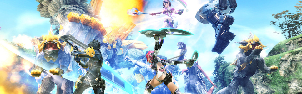 Phantasy Star Online 2 Review – A Bright Star in an Empty Sky