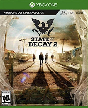 State of Decay 2 Box Art