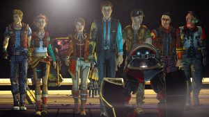 Stories from the Borderlands is Readily Available Currently for Nintendo Switch Over thumbnail