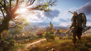 """Assassin's Creed Valhalla's Globe Will Offer """"A Magnificent Variety of Environments, Cultures, and also Weather"""" thumbnail"""