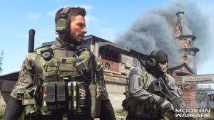 Call Of Obligation: Warzone Possibly Pertaining To Mobile, Per Work Listing thumbnail