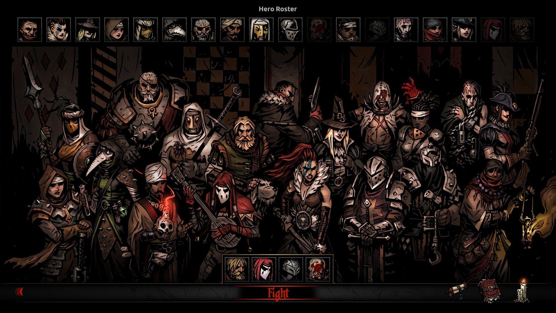 Darkest Dungeon presenta un DLC para incluir el modo multijugador 2
