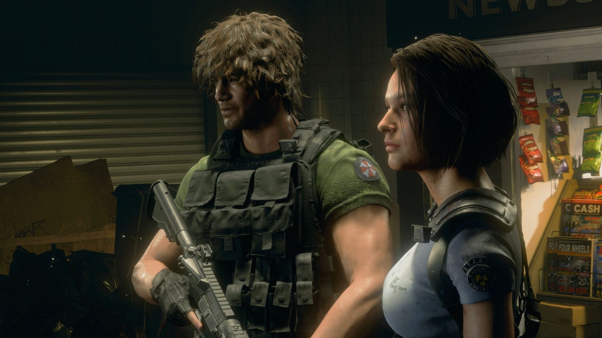 Resident Evil 3 Classic Costumes To Become Purchasable Soon