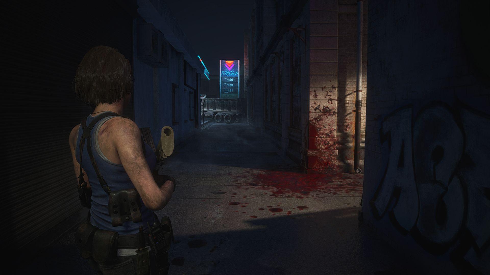 Resident Evil 3 - More Investigation