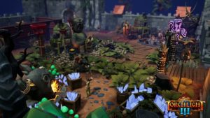 Torchlight 3 Review – Pieces of Development's Past