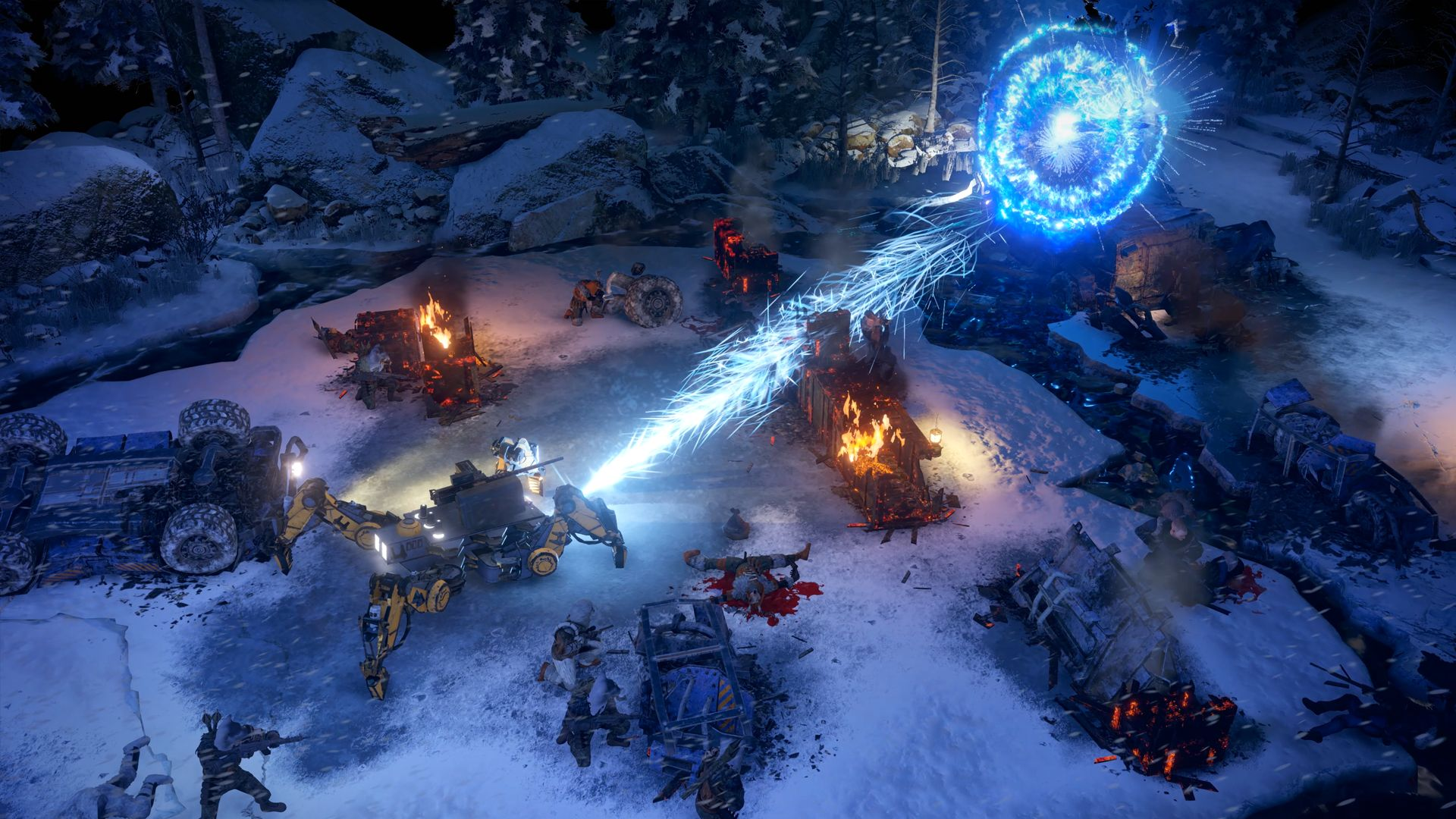 Wasteland 3 Patch 1.4.0 To Introduce Exciting New Features