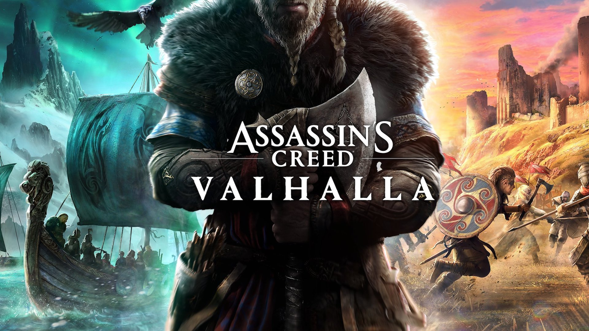 Assassin S Creed Valhalla Male And Female Eivor Are Both Canon