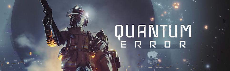 Quantum Error Interview – Enter the Cosmic Horror