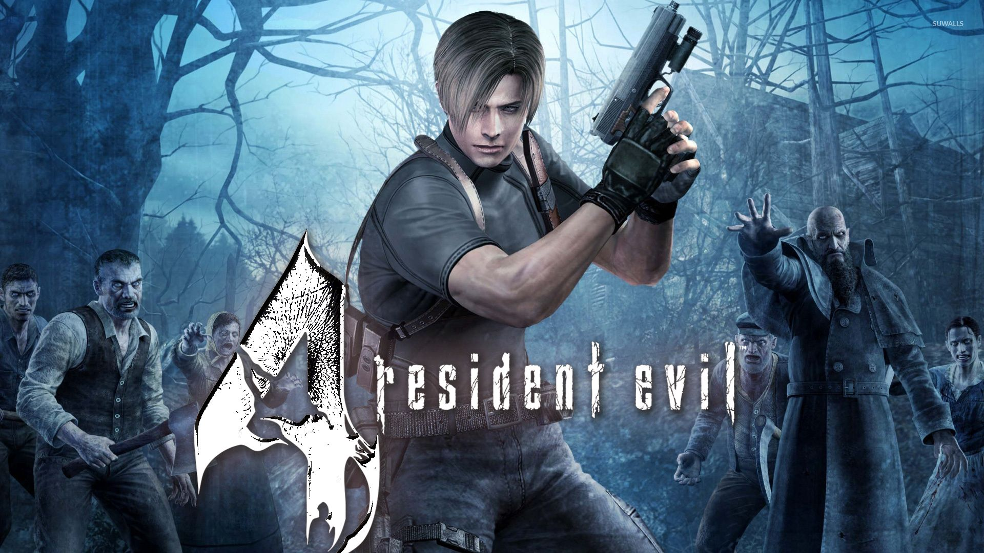 Resident Evil 4 Remake Has Reportedly Been In Development Since 2018