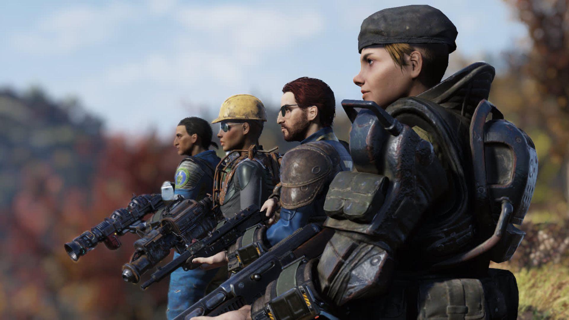 Fallout 76 Seasons