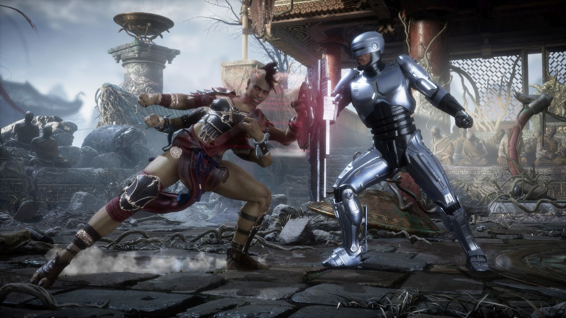 Mortal Kombat 11 Aftermath Celebrates Summer With New Skin Pack