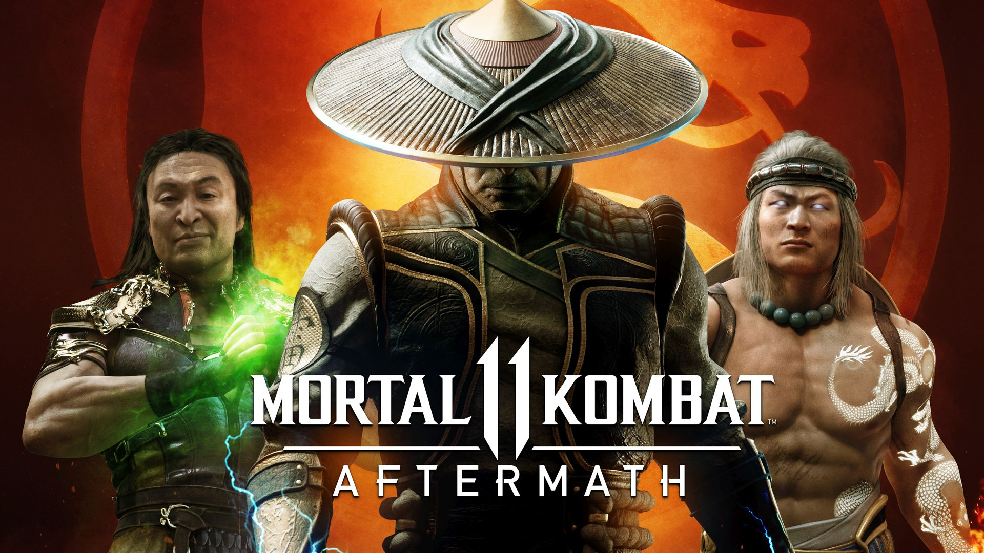 Mortal Kombat 11 Aftermath Switch Physical Release Will Only Come
