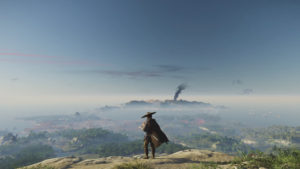 Ghost Of Tsushima Free PS4 Dynamic Motif Available Currently thumbnail