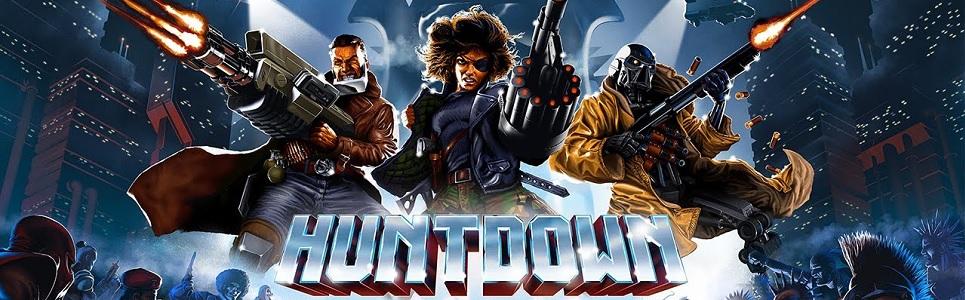 Huntdown Review – Run and Gun