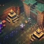 Minecraft Dungeons Guide – Pumpkin Pastures and Highblock Hills Chest Locations