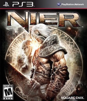 NieR Box Art