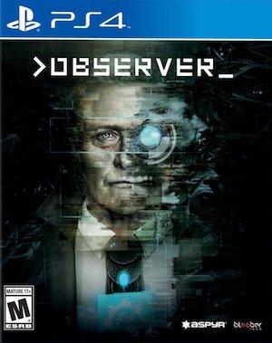 Observer Box Art