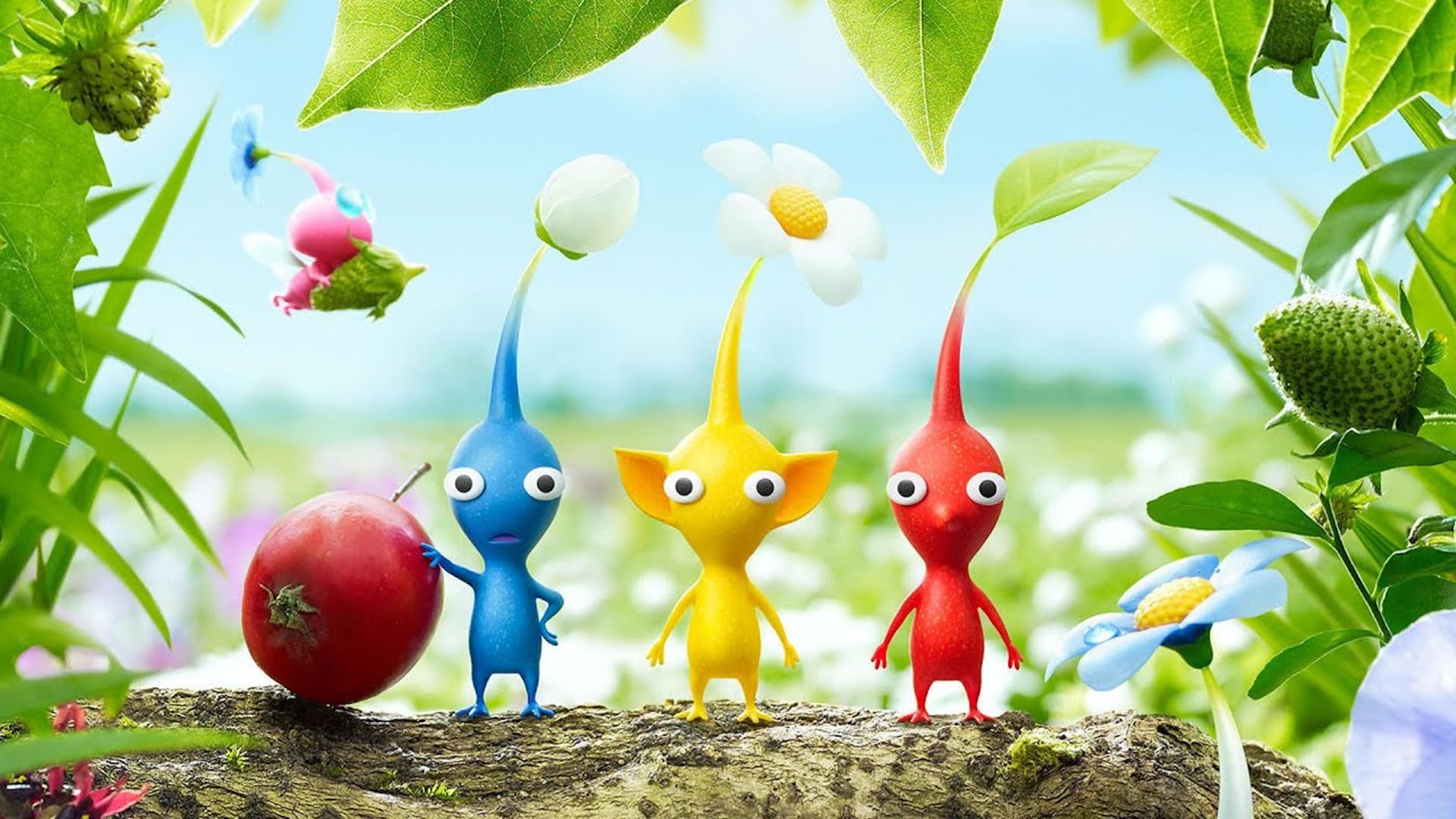 Pikmin 3 Deluxe Coming To Nintendo Switch Soon Rumour