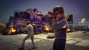 Saints Row: The Third Remastered Review – Silly And Chaotic
