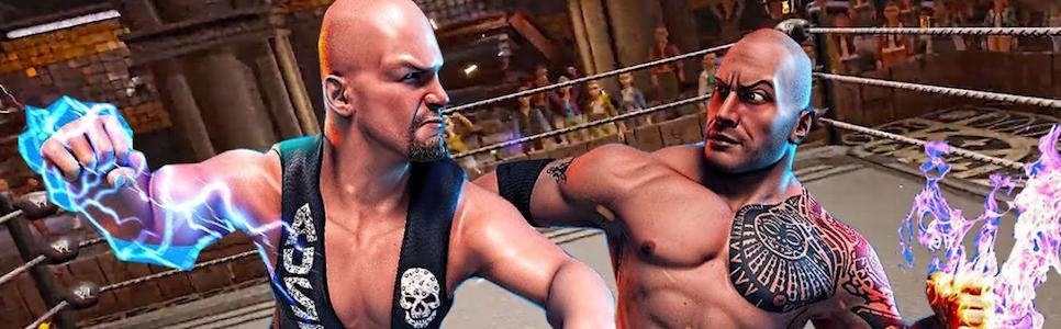 WWE 2K Battlegrounds Review – WWE Jam