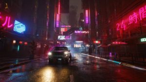 Cyberpunk 2077 With Ray-Tracing, DLSS Highlighted in New Video thumbnail