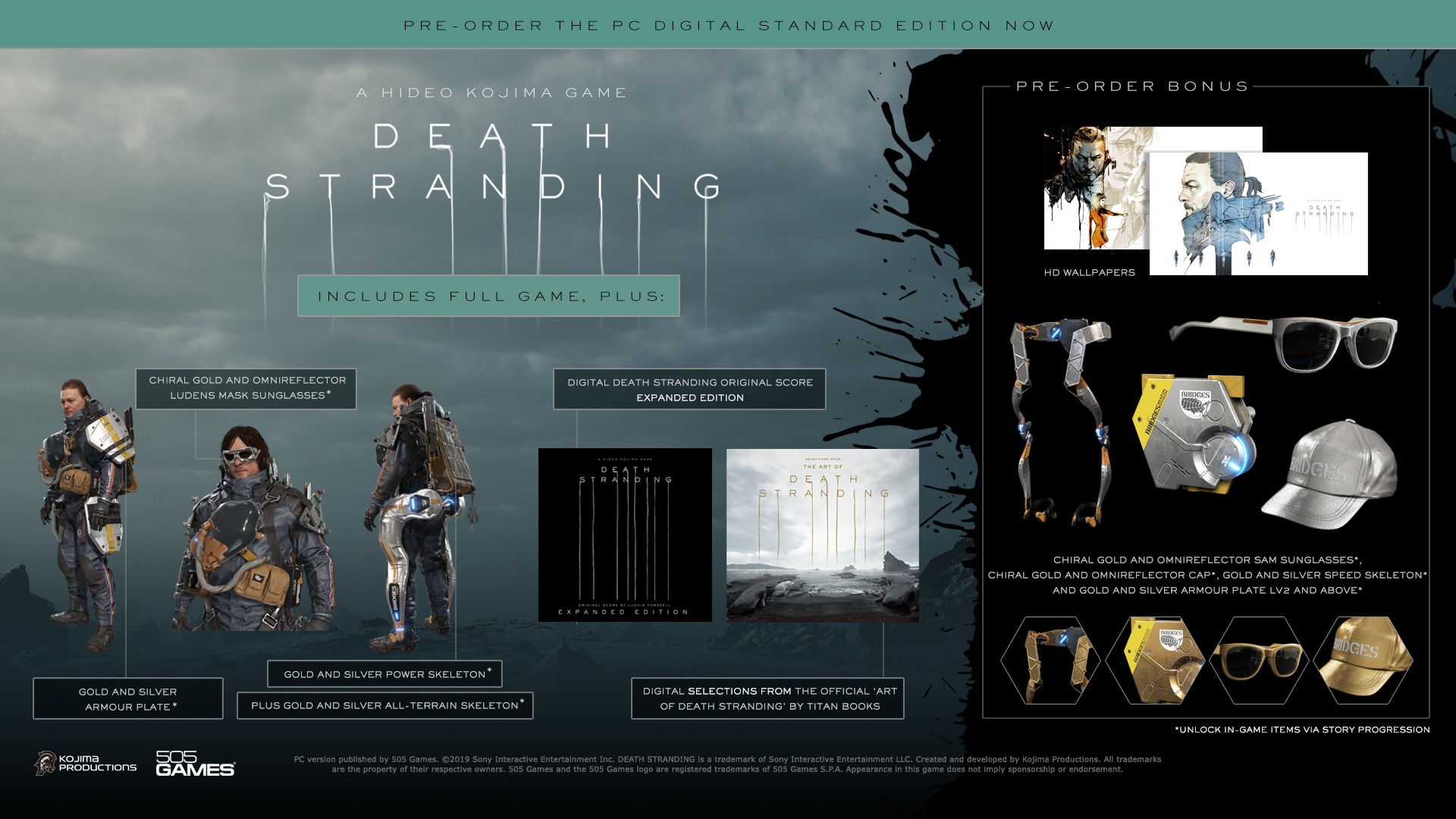Death Stranding Digital Standard Edition