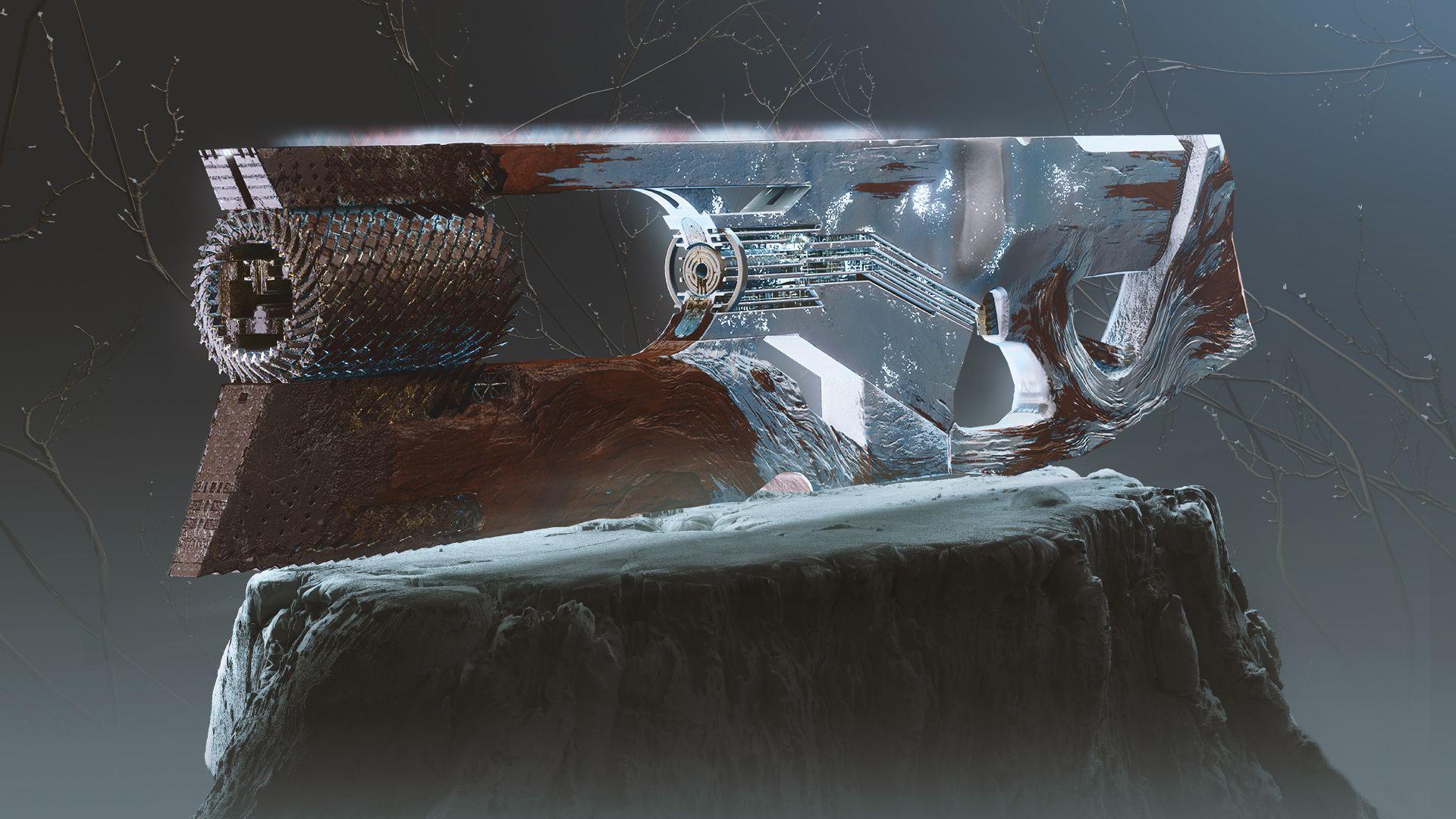 Destiny 2 Ruinous Effigy